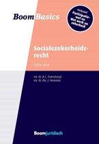 Omslag Boom Basics - Socialezekerheidsrecht