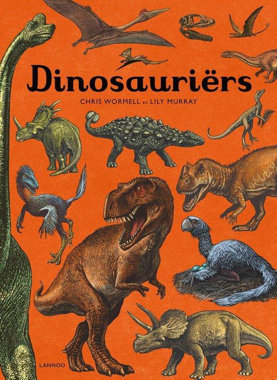Dinosauriërs - Chris Wormell |