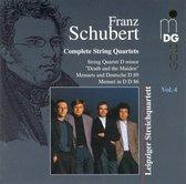 Complete String Quartets Vol.4: D81