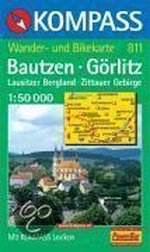 Cover van het boek '1029: Oberlausitz - Zittauer Gebirge 1:50, 000'