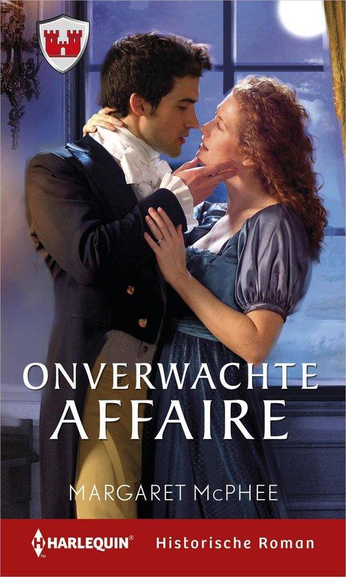 Harlequin- Historische Roman 5 - Onverwachte affaire - Margaret Mcphee |