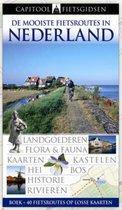 Capitool De Mooiste Fietsroutes In Nederland En Cdrom