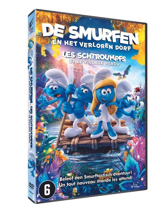 De Smurfen en het Verloren Dorp - Film