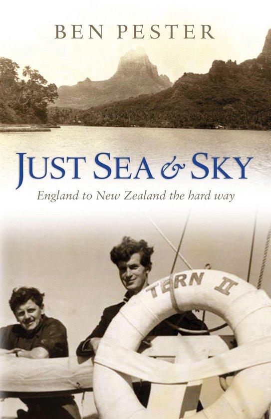 Boek cover Just Sea and Sky van Ben Pester (Onbekend)