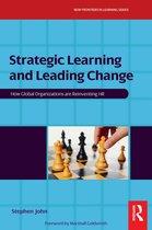 Boek cover Strategic Learning and Leading Change van Stephen John