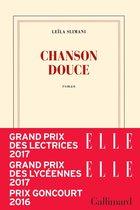 Boek cover Chanson douce van Leïla Slimani