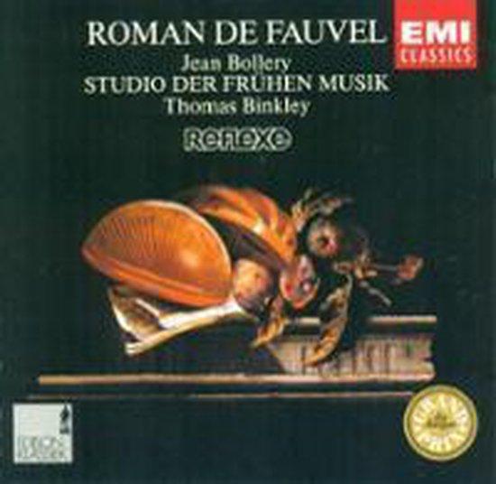 Roman De Fauvel