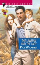 Omslag Lawman and the Lady