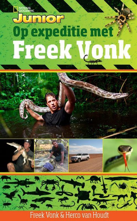 Op Expeditie Met Freek Vonk - Freek Vonk |