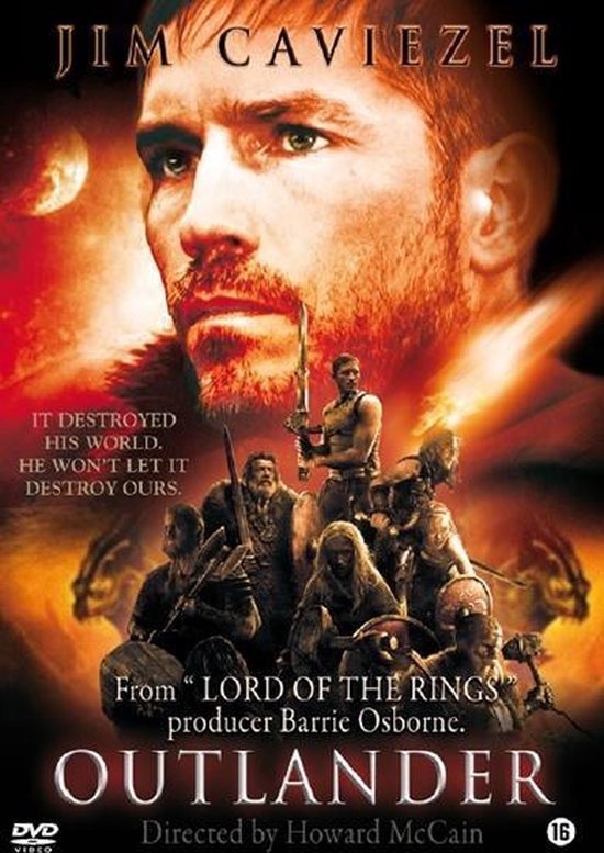 Cover van de film 'Outlander'