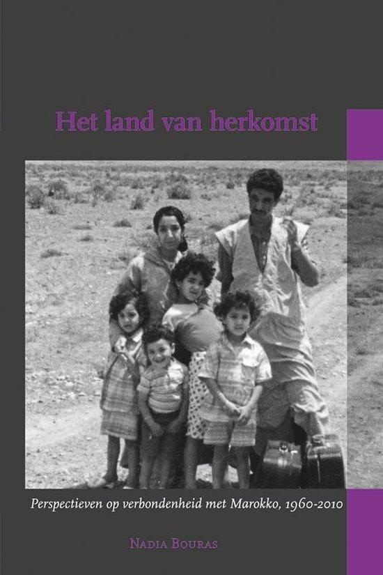 Cover van het boek 'Het land van herkomst'