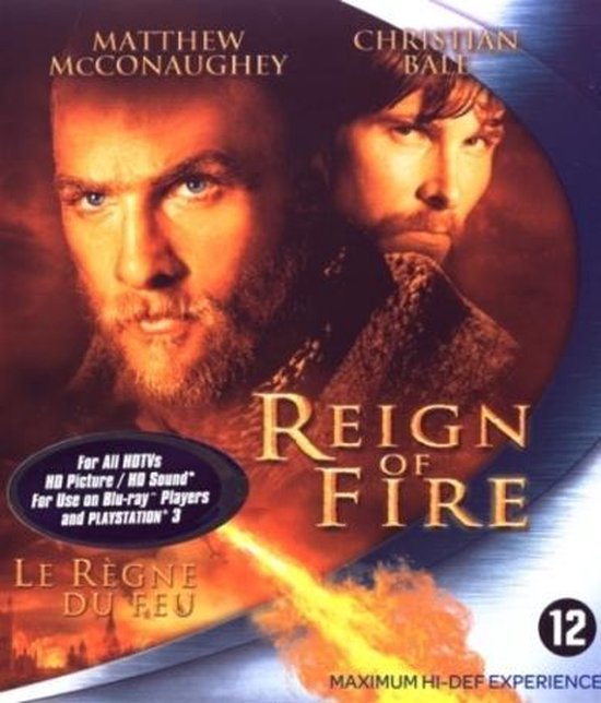 Cover van de film 'Reign Of Fire'
