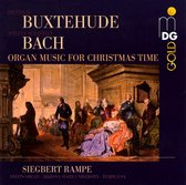 Organ Music For Christmas: Buxwv 15
