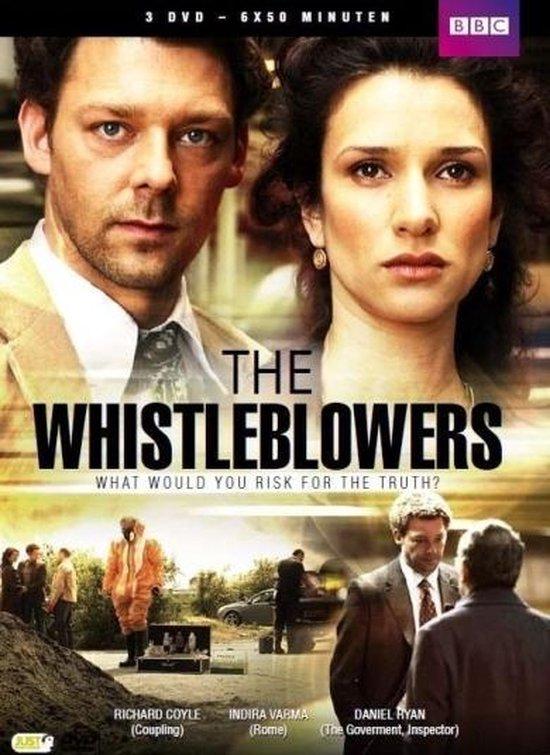 Cover van de film 'The Whistleblowers'