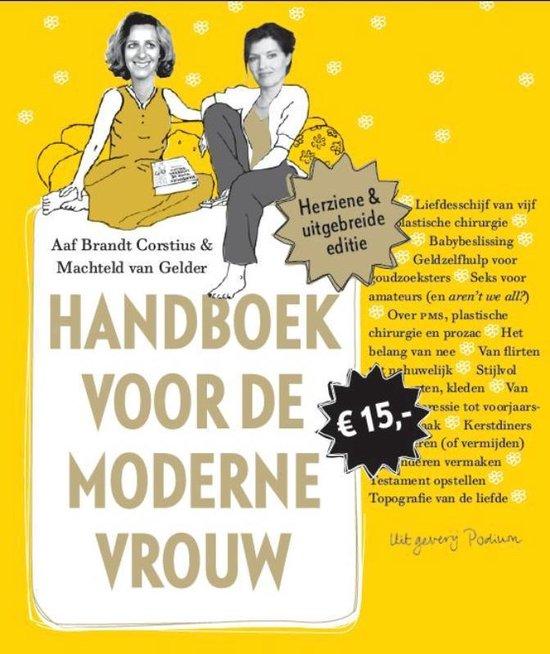 Handboek voor de moderne vrouw - Aaf Brandt Corstius | Fthsonline.com