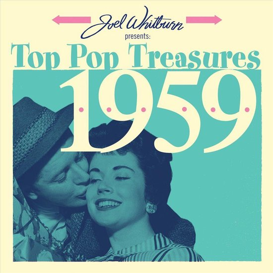 Joel Whitburn Presents: Top Pop Treasures 1959