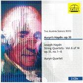 Haydn: The Auryn Series Vol. Xviii