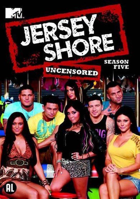 Cover van de film 'Jersey Shore'