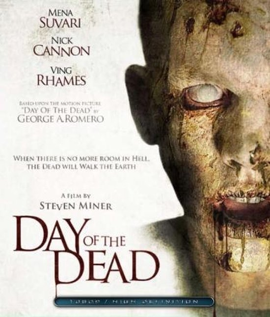 Cover van de film 'Day Of The Dead'
