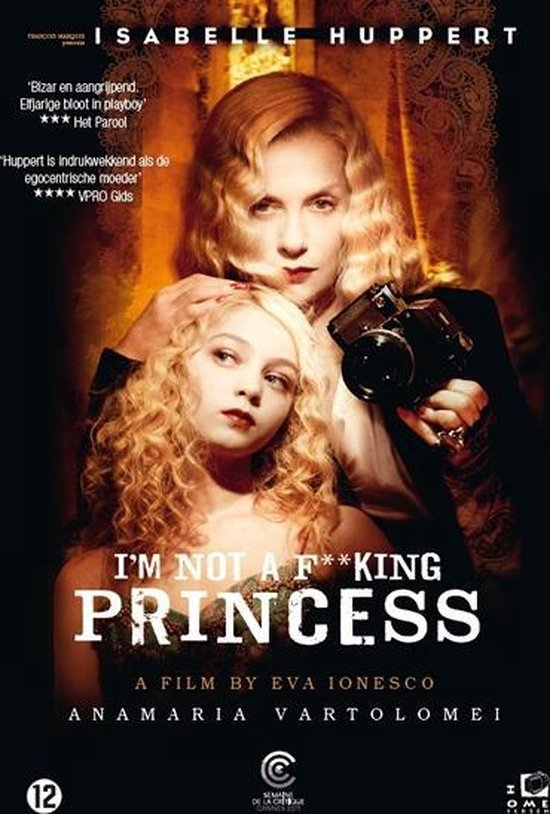 Cover van de film 'I'm Not a F**cking Princess'