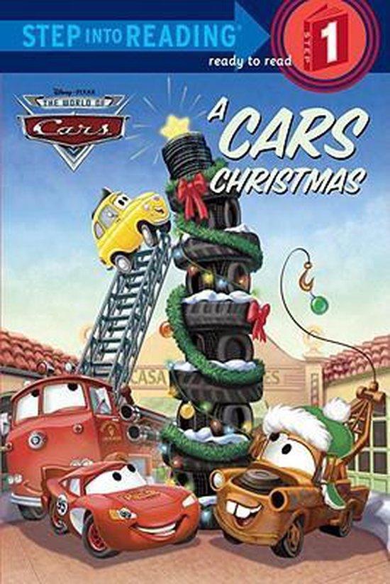 Boek cover A Cars Christmas van Melissa Lagonegro (Hardcover)