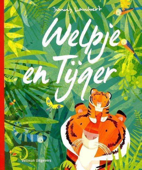 Boek cover Welpje en Tijger van Diverse auteurs (Hardcover)