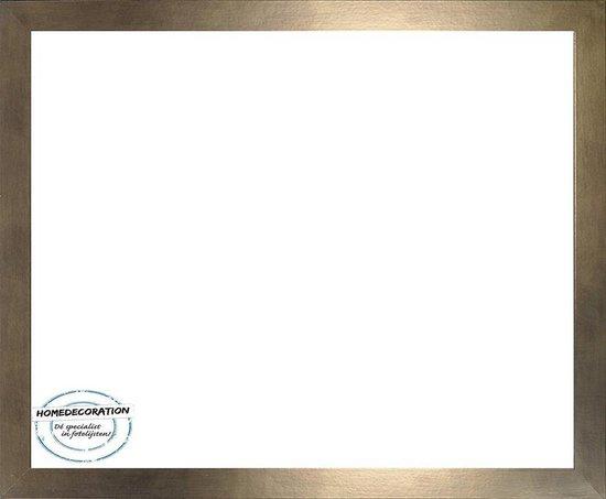 Homedecoration Misano – Fotolijst – Fotomaat – 48 x 98 cm  – Brons
