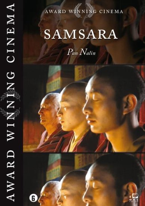Cover van de film 'Samsara'