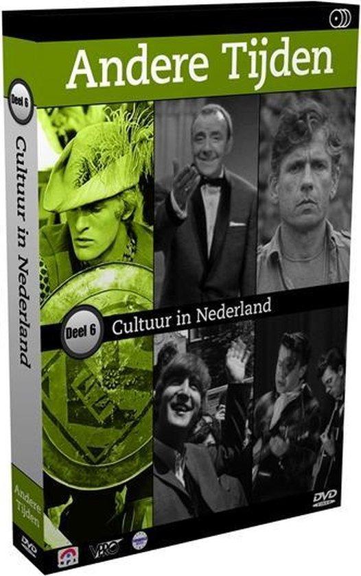 Cover van de film 'Andere Tijden - Deel 6: Cultuur In Nederland'