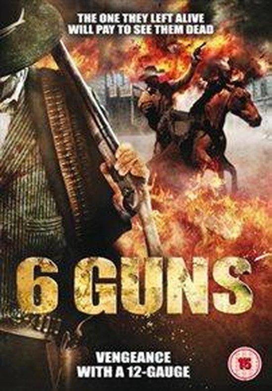 Cover van de film '6 Guns'