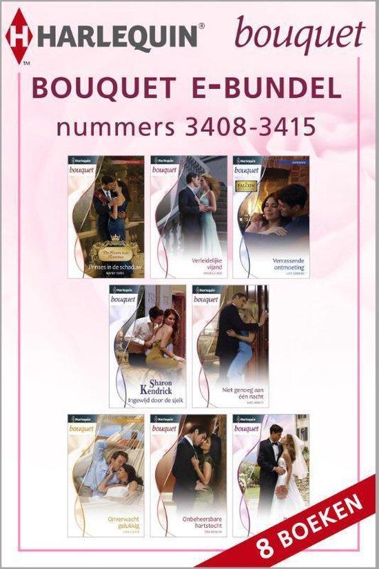 Bouquet e-bundel nummers 3408-3415 - Maisey Yates  
