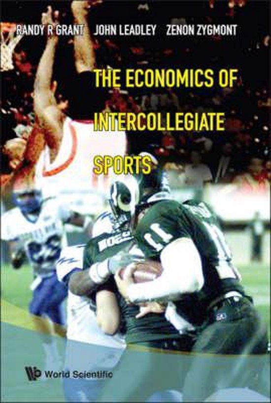 Boek cover Economics Of Intercollegiate Sports, The van John C Leadley (Paperback)
