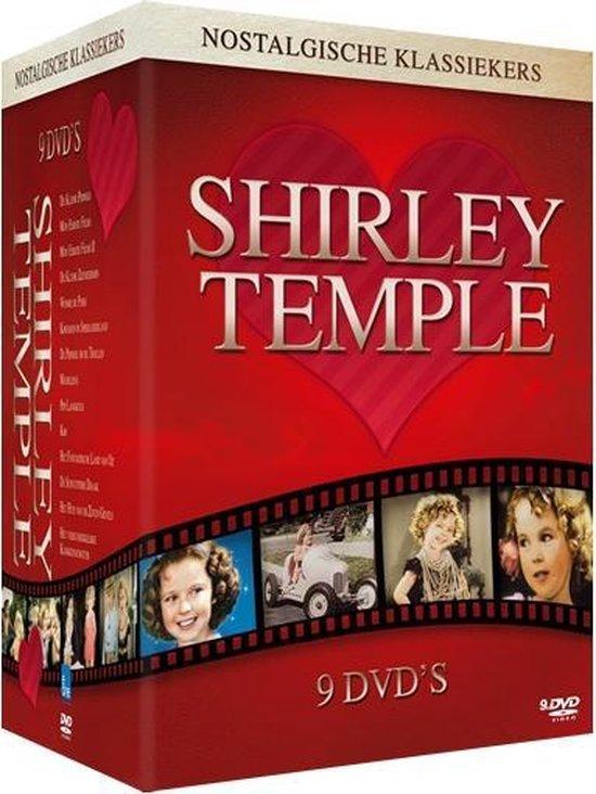 Cover van de film 'Nostalgische Klassiekers - Shirley Temple'