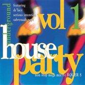 Underground House Party Vol.1