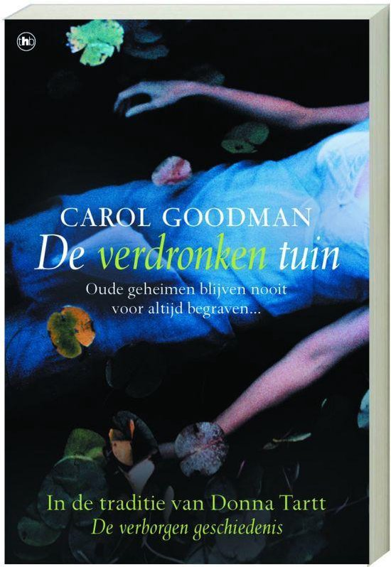 De Verdronken Tuin - Carol Goodman |