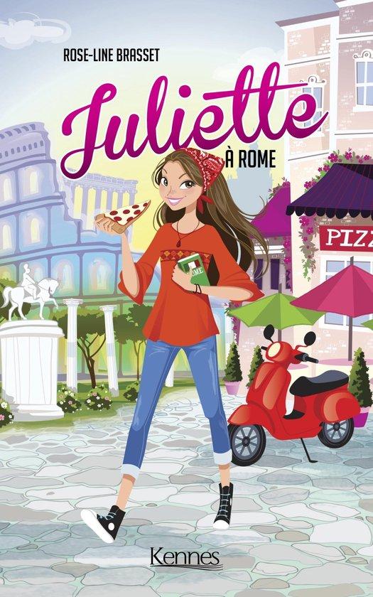 Omslag van Juliette à Rome
