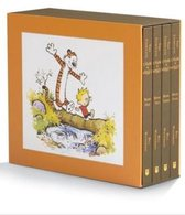 Calvin and Hobbes: Complete Calvin and Hobbes (4 Vol. Paperback Boxed Set)
