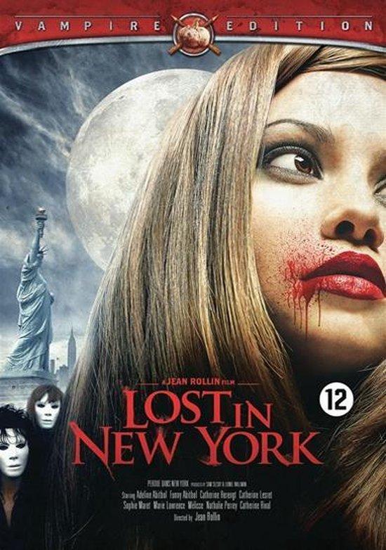 Cover van de film 'Lost In New York'