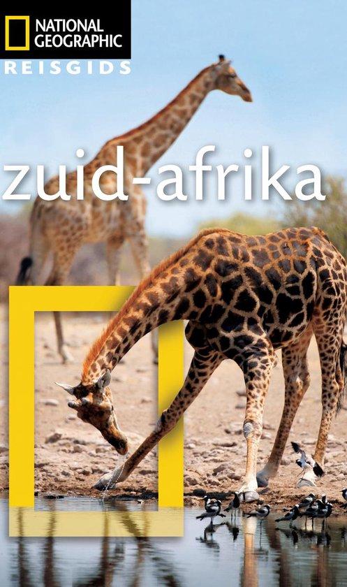 National Geographic reisgidsen - National Geographic reisgids Zuid-Afrika - Roberta Cosi |