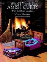 Twenty Little Amish Quilts
