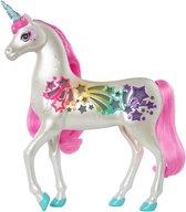 Barbie Dreamtopia Eenhoorn - met Verlichte Sterren en Hoorn