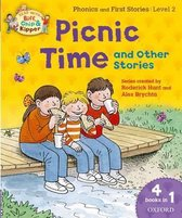 ORT:READ WITH:PICNIC TIME & OTHER L2 OP