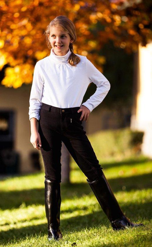 Covalliero Paardrijbroek Economic - voor kinderen - maat 152 - zwart