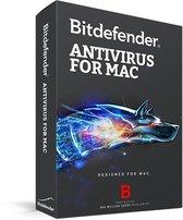 Bitdefender for Mac - 1 jaar, 1 computer