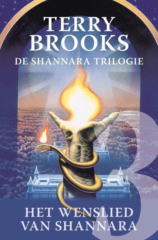 Shannara - Het wenslied van Shannara - Terry Brooks   Readingchampions.org.uk