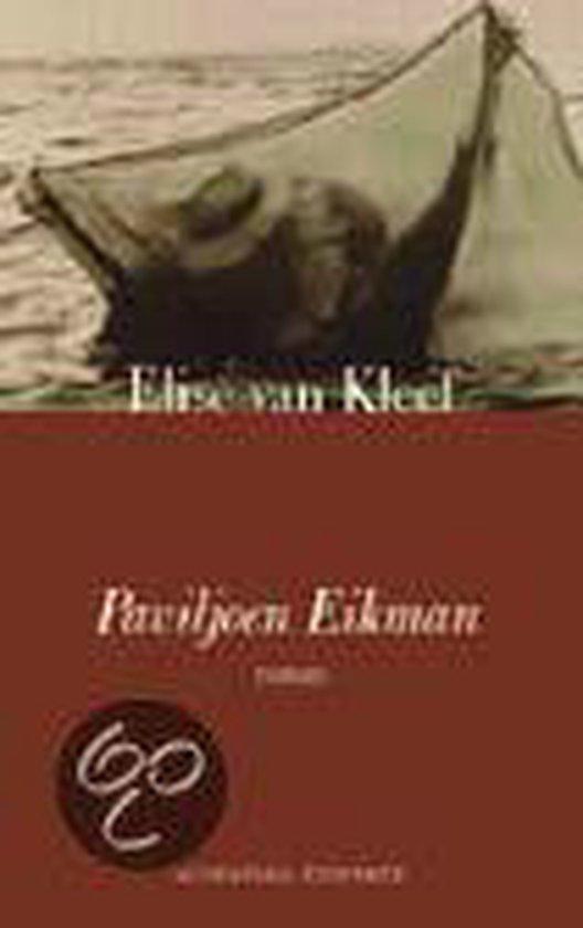 Paviljoen Eikman - Elise van Kleef  