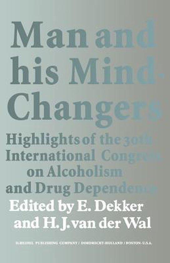 Boek cover Man and His Mind-Changers van  (Paperback)