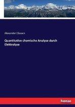 Quantitative chemische Analyse durch Elektrolyse