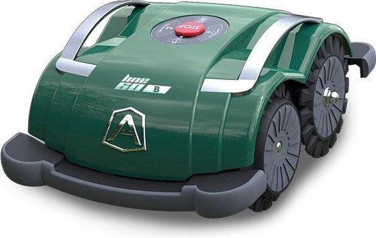 Ambrogio L60 B grasmaaier Robotgrasmaaier Groen Batterij/Accu