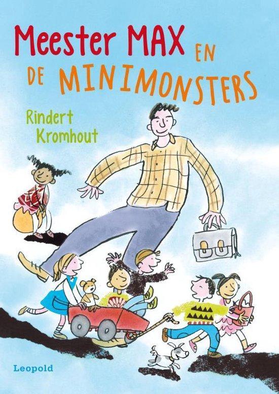 Meester Max en de minimonsters (Bundel 1 en 2) - Rindert Kromhout |
